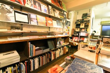 From foreign to local photographers, books are arranged in no particular order