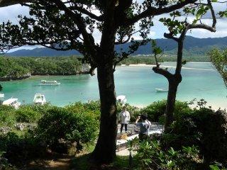 L'une des plus belles vues d'Ishigaki