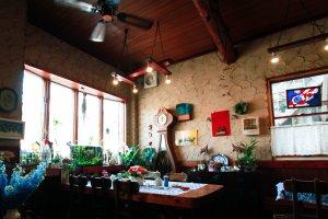 Chaque recoin du Café dégage une atmosphère familiale