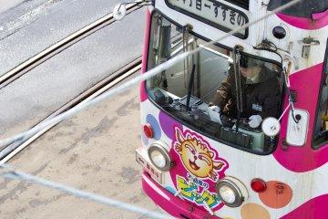 Sapporo Trams