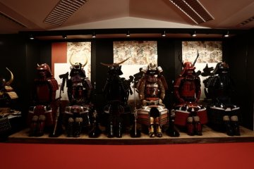 Samurai Armor Photo Studio 甲冑の歴史