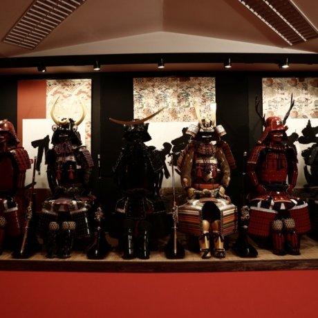 Samurai Armor Photo Studio 甲冑の歴史