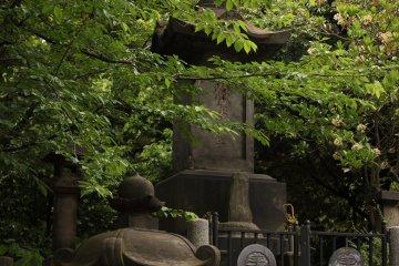 El monumento de los guerreros Shogitai.