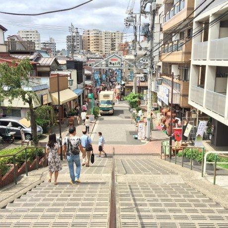A Stroll through Yanaka