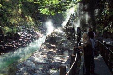 Oyasu Ravine