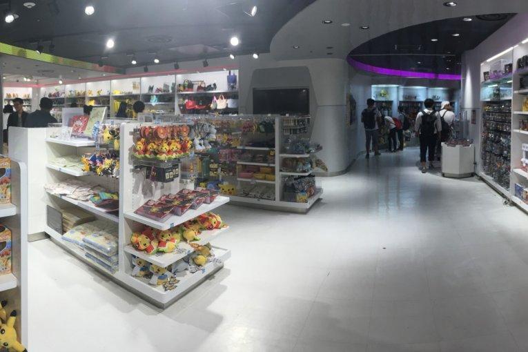 Покемон Центр (Pokemon Center)