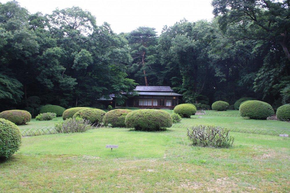 La maison de thé Kakuun-tei