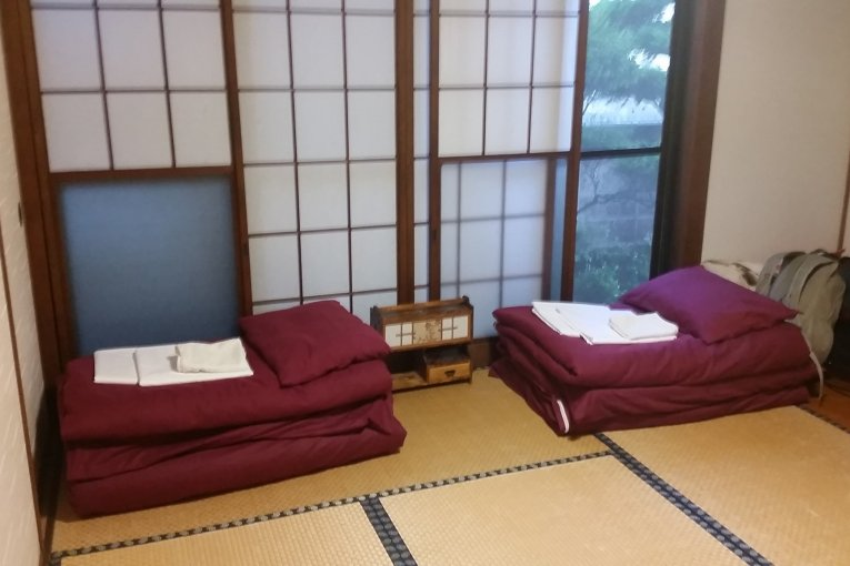 Nhà trọ Matsumoto Backpackers