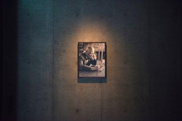 D.T. Suzuki's portrait
