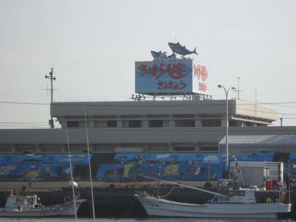 Pelabuhan Makurazaki