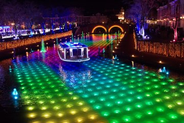 The Magic of Huis Ten Bosch