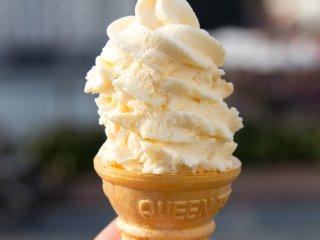 치즈케잌 비스킷 아이스크림