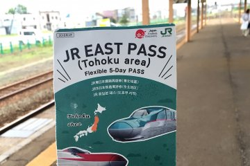 Travel Tohoku With a JR East Pass