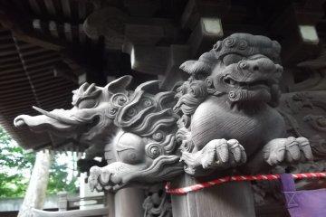 도쿄 키타자와 하치만 신전