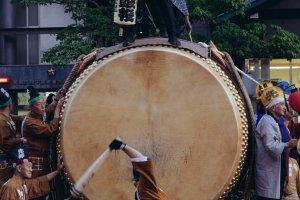 Giant Taiko