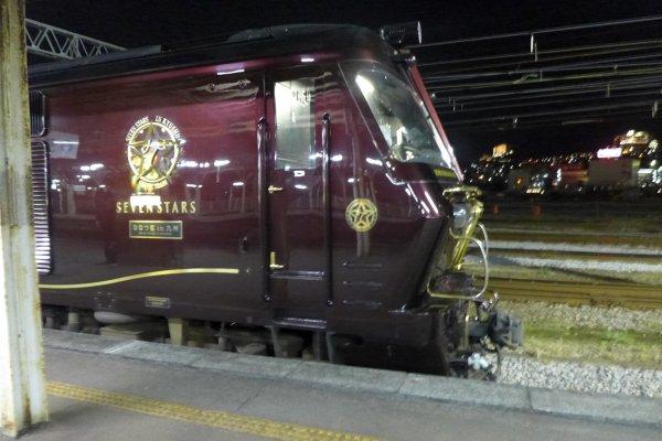 รถไฟเข้าสถานี