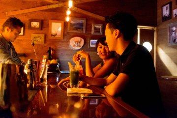 A Bar Named 'Cabin'