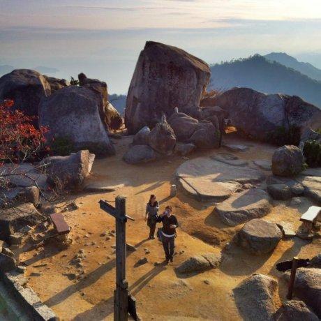 Hike Up Mt. Misen on Miyajima Island