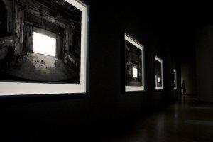 Hiroshi Sugimoto - série sobre teatros abandonados