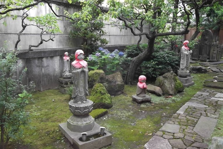 Đền Komyoji ở Ueno