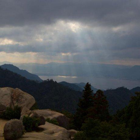 Mt. Misen on Miyajima island