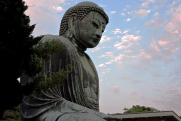 Daibutsu at Kamakura