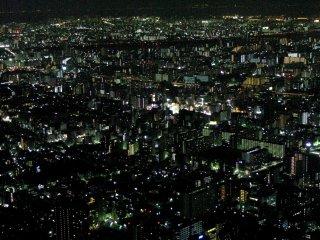 Tokyo sepertinya tak berujung!