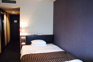 The standard single room