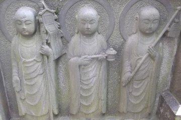 Chokyu-In Temple in Yanaka