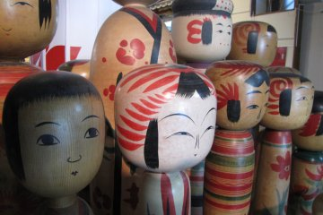 Some of the different types of dolls
