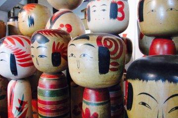 Japan Kokeshi Museum, Naruko Onsen