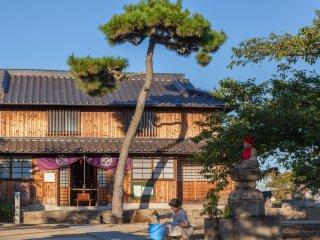 Douceur de vivre au temple Houdoji