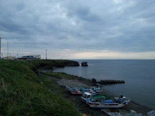 View of the Coastline
