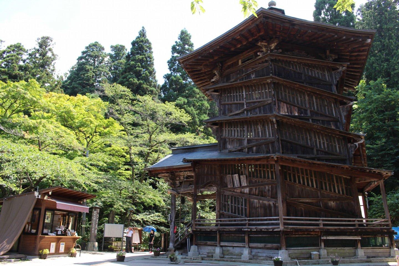 Sazaedou ở Iimoriyama