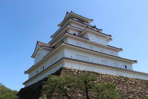 Tsurugajo Castle