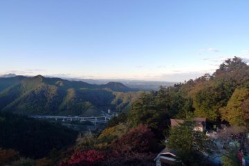 Surrounding Mountains