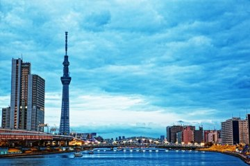 Acess to all of your favorite Tokyo destinations - Tokyo SkyTree