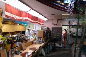 Kurashiki Station Hotel Restaurant
