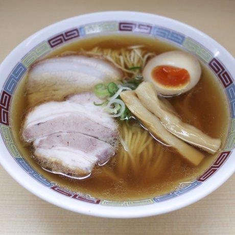 Niboshi Iwashi Ramen En