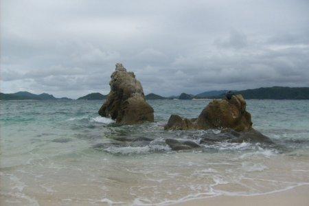 Острова Ака и Герума на Окинаве