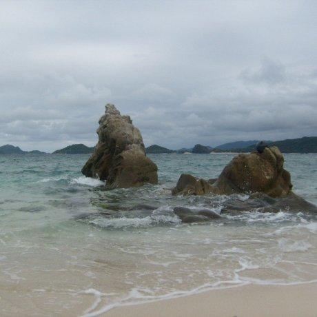 Aka and Geruma Islands in Okinawa