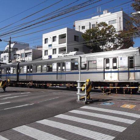 Shizuoka's Shizutetsu Railway Line