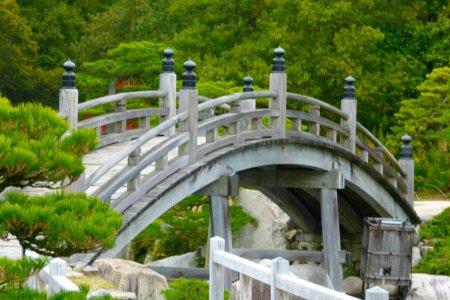 Vườn Sankeien vào mùa thu