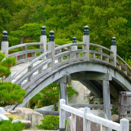 Sankeien Gardens in Autumn
