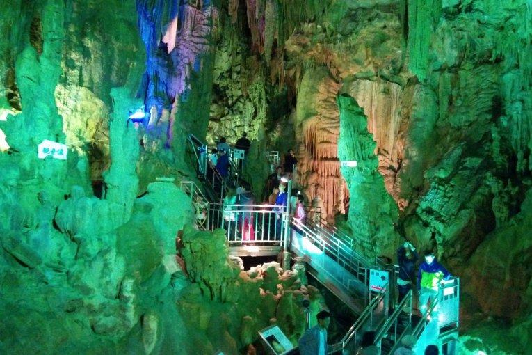 Tohoku's Massive Unknown Cave