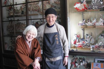 Супруги Мимура основали студию в 1950-х
