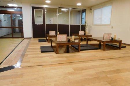 Hollywood Sauna & Spa in Okayama