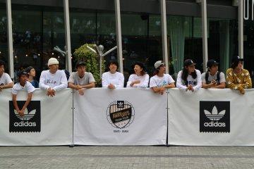 Adidas Away Days Team Tour