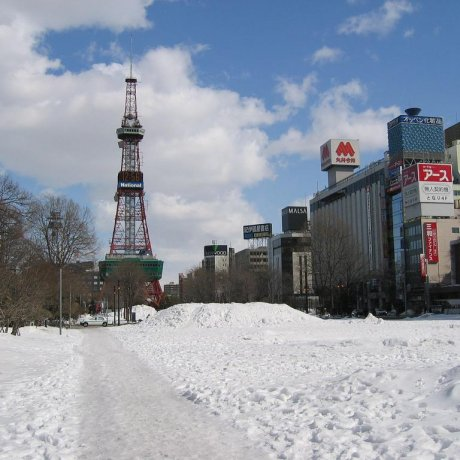 Taman Odori, Sapporo