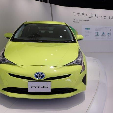 Thăm quan nhà máy Toyota